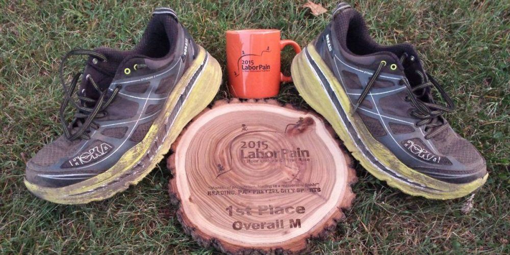 2015 Labor Pain 12 Hour Endurance Trail Race – 70 miles