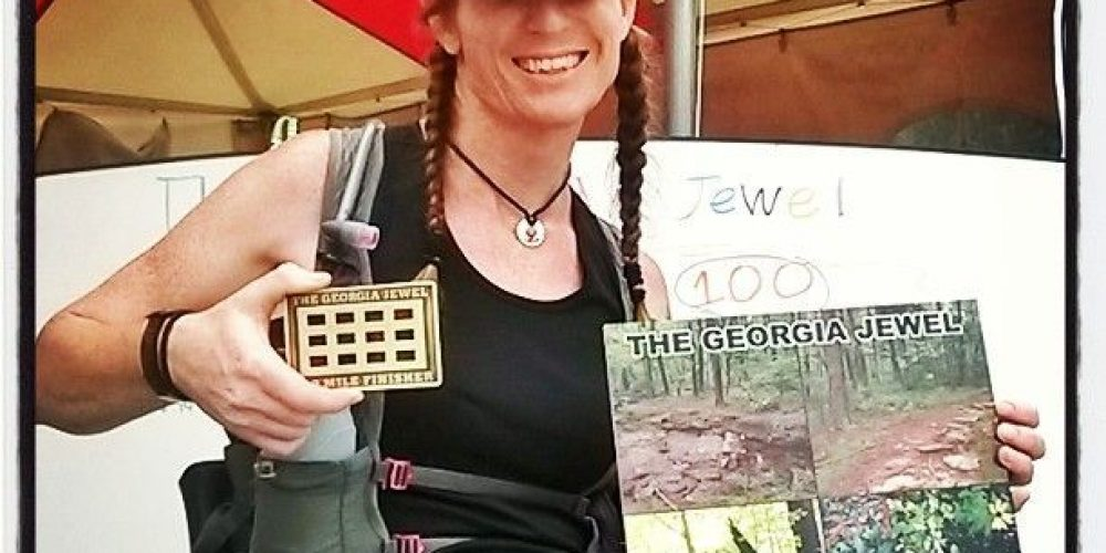 Georgia Jewel 100 Mile