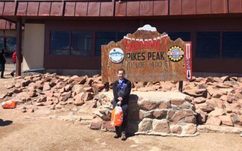 Pikes Peak Ascent, 2016