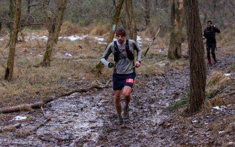 2018 Stone Mill 50 Miler (and Tough Mudder)